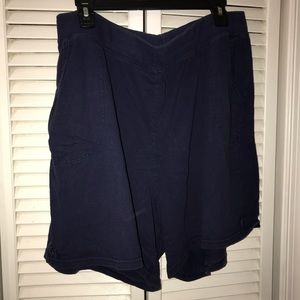 JMS Just My Size 2 Pocket Pull-On Shorts 3X 22/24W